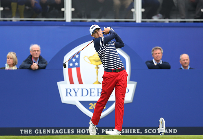 Eight Americans secure Ryder Cup spots