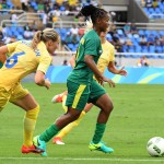 Banyana show they're closing the gap