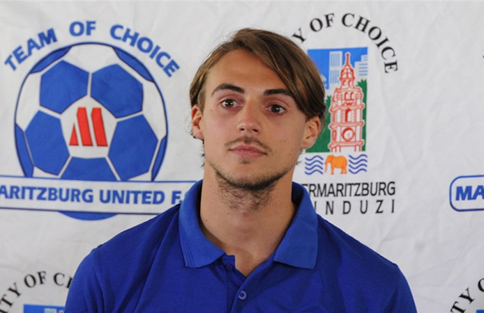 Fileccia aims high at Maritzburg