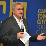 Cape Town City hands tickets to 30 legends