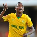 Billiat excited by Sundowns form