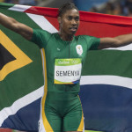 Semenya scorches to SA's 10th medal