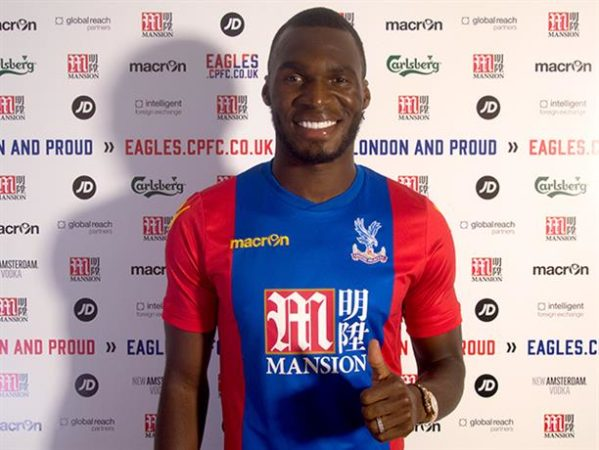 Benteke switches Liverpool for Palace