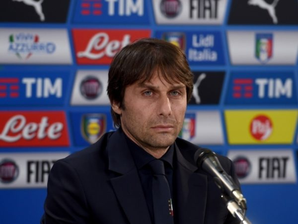 I'm shouting too much - Conte