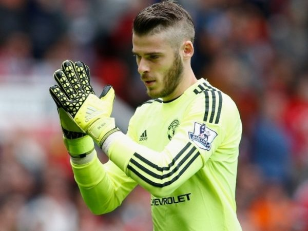 Pogba feels at home - De Gea