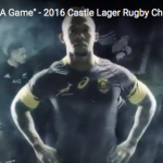 Rugby Championship advert