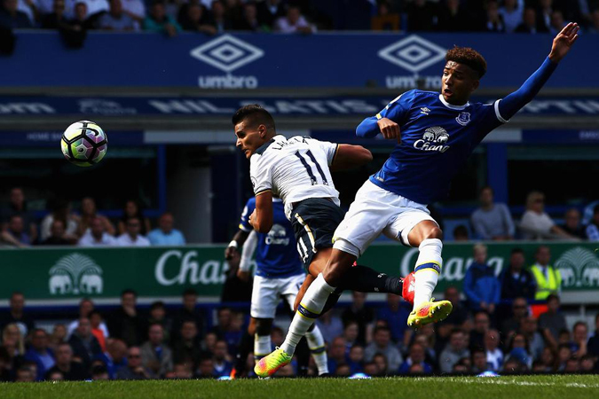 Everton open with Spurs stalemate
