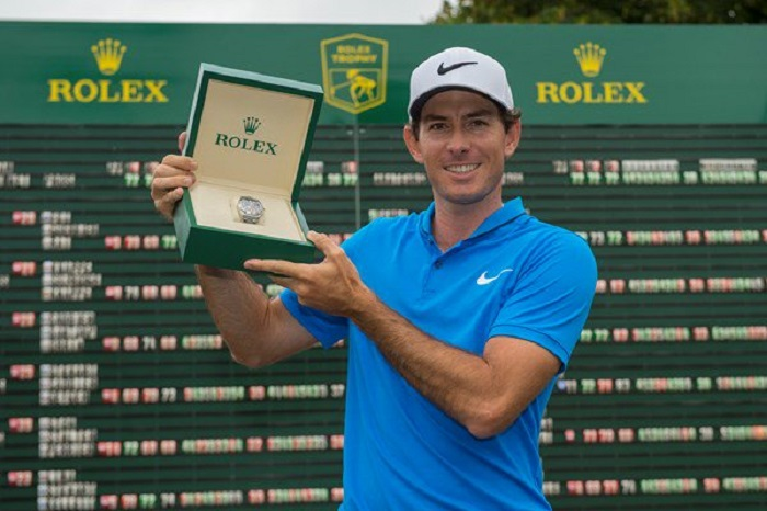 Frittelli right on time to seal Rolex victory