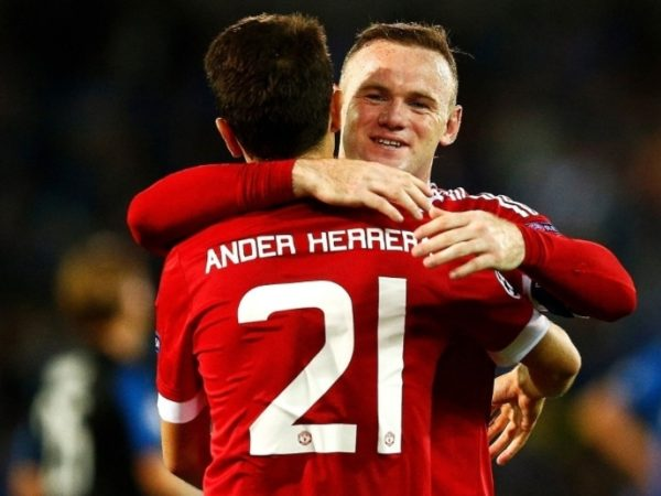 Herrera earns first Spain call-up
