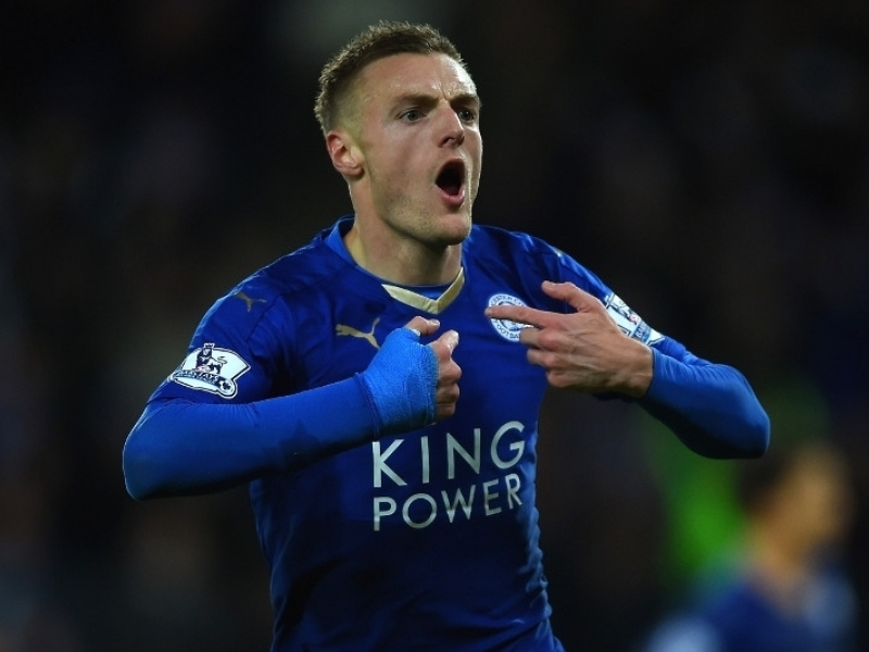 Vardy chasing Cup win over United