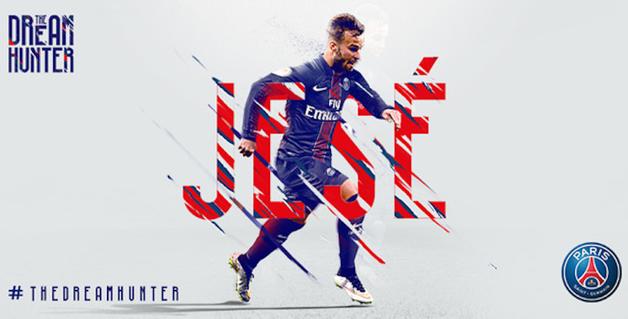 Jese completes PSG move