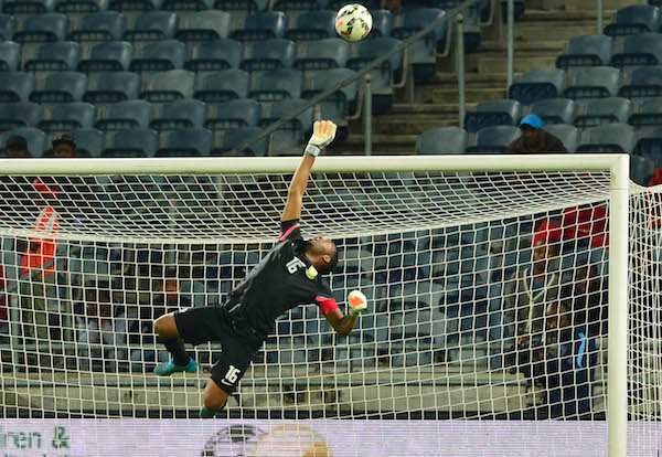 Khune tells doubters: Your words help me