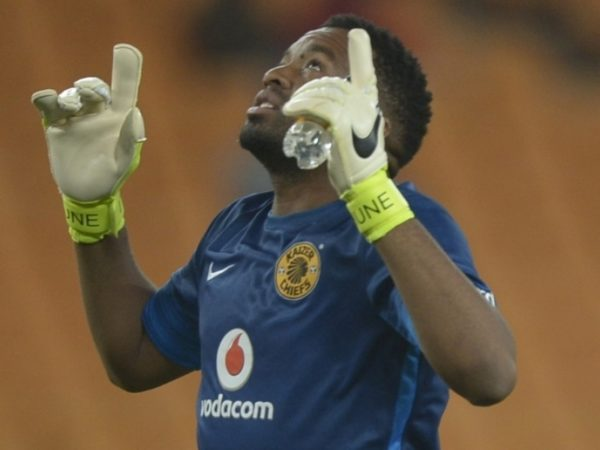 Khune handed captain's role