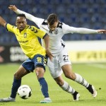 Phiri excited by Europa League prospect
