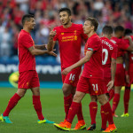 Reds, Blues advance in League Cup