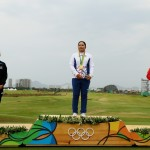 Park and Ko shine in Olympic return