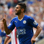 Mahrez recreates Di Canio stunner