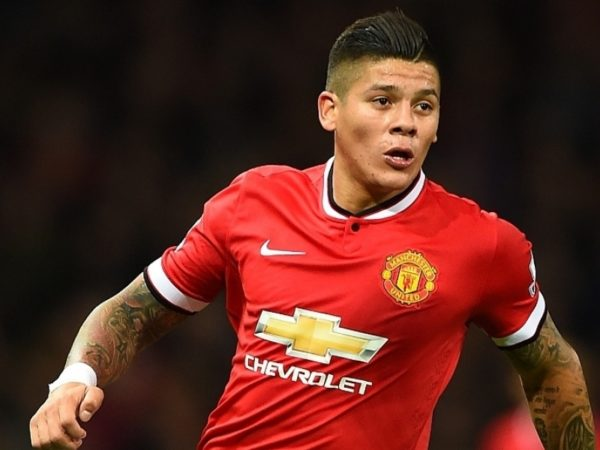 Rojo not keen to quit Red Devils