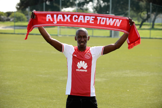 Mayambela signs for Ajax
