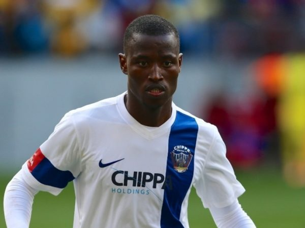 Sangweni appointed as Chippa captain