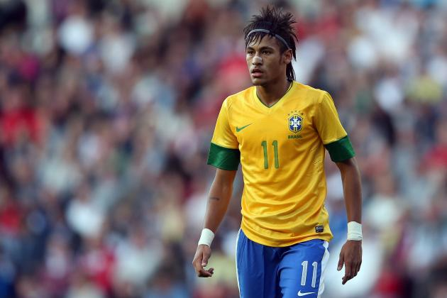 Brazil coach wary of Neymar abuse