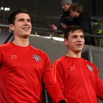 Sunderland swoop in for United duo