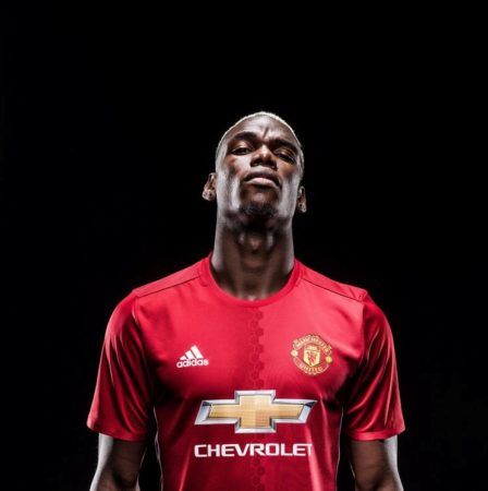 Pogba to debut as Devils face Saints