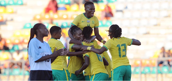 Banyana jump to highest ever ranking