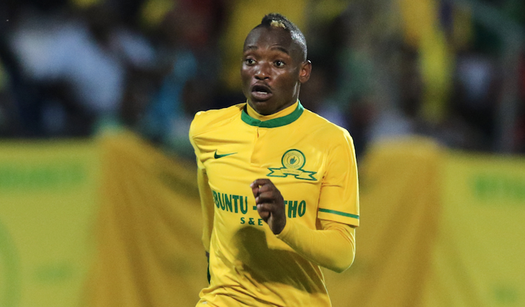 Billiat shines as Sundowns win again