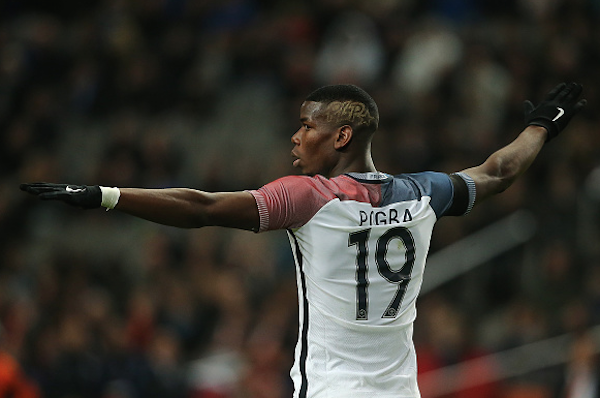Pogba 'comes to a winning side' - Mourinho