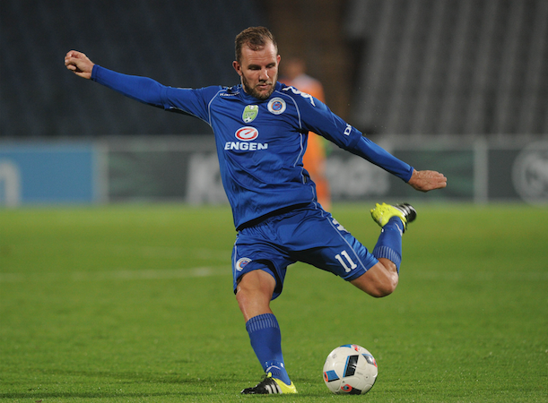 Brockie targets 20 goal barrier