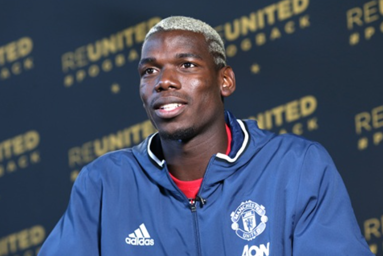 Pogba suspended for United opener