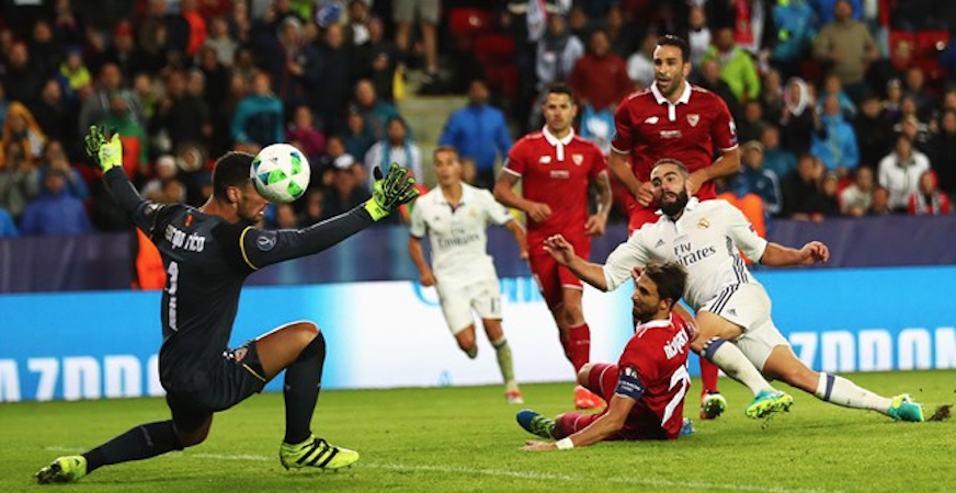 Carvajal the hero as Real lift Super Cup