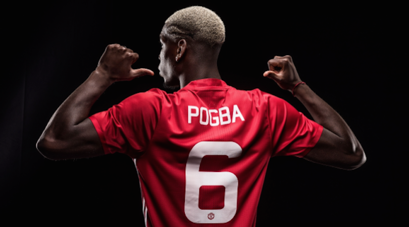 Mourinho hints at Pogba debut