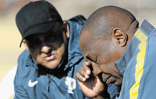 Mashaba reveals Mosimane disapointment