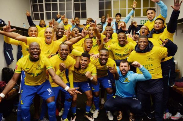 Sundowns rated as the best in Africa