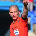Match official Victor Gomes