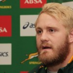 Koch comes in at tighthead for Boks