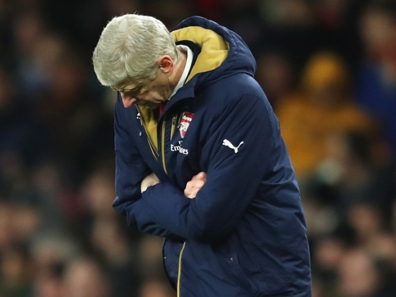 Wenger 'bitterly disappointed' with loss