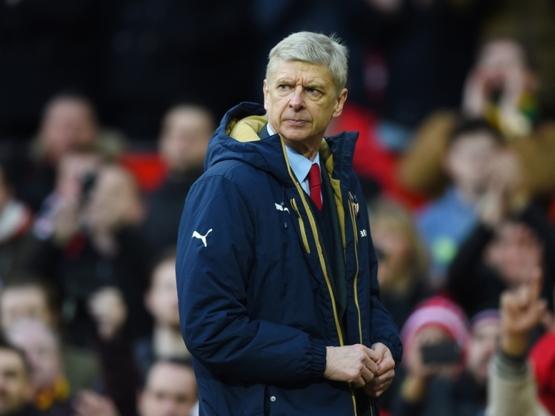 Wenger explains transfer failures
