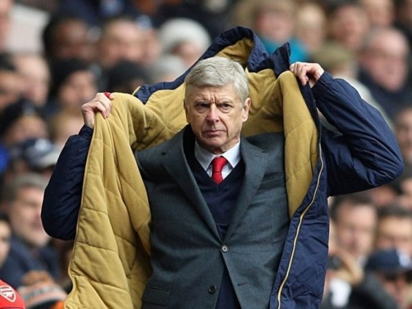 Petit: Vieira disgusted by Wenger