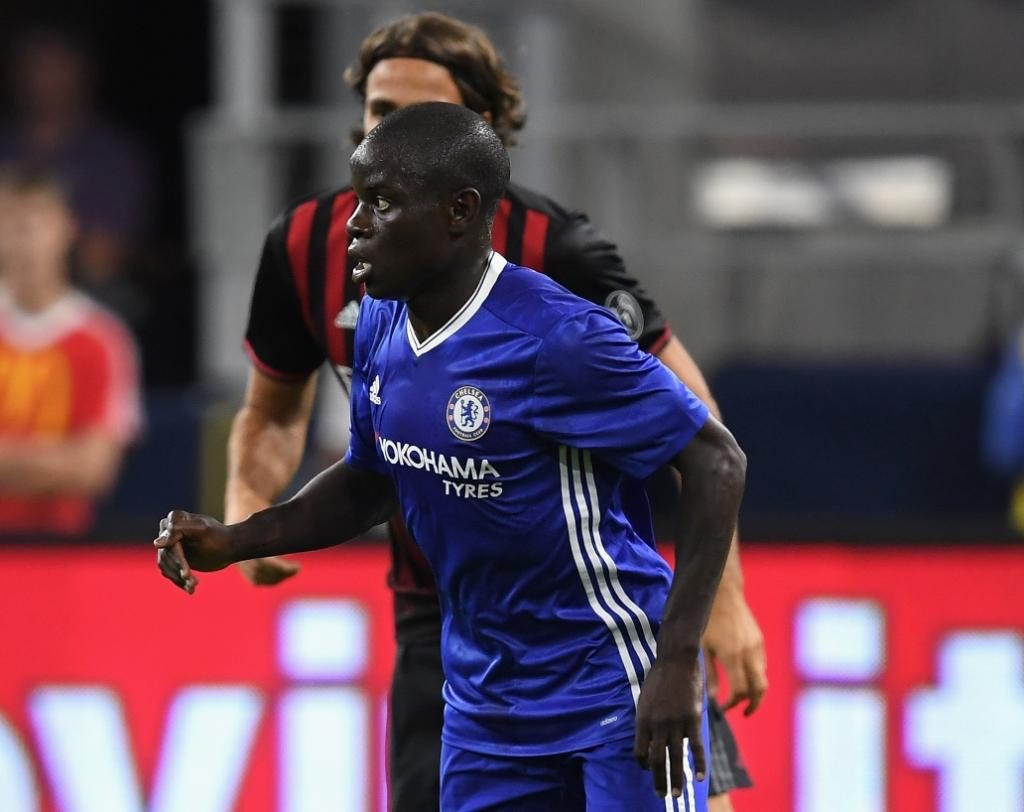 Terry hails Kante signing