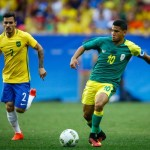 South Africa change two for Denmark