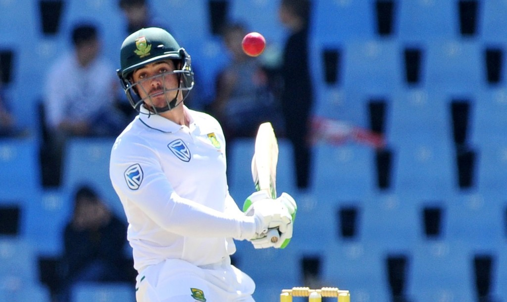Proteas top order dominate day one