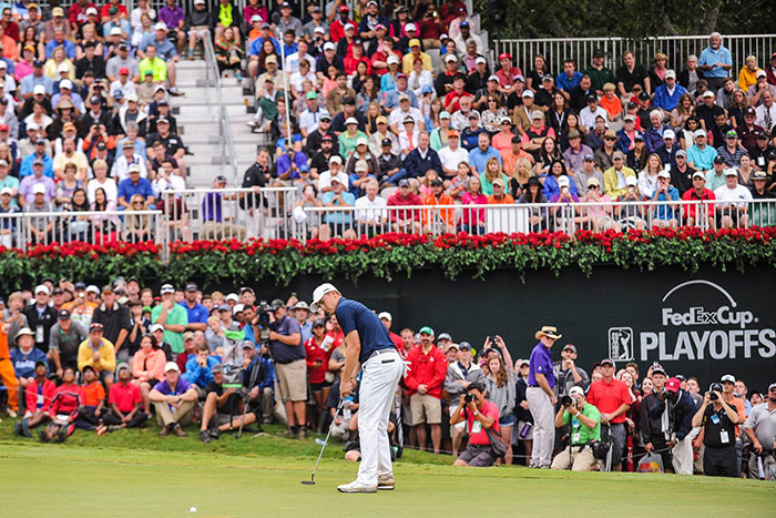 Spieth looking good for title defence