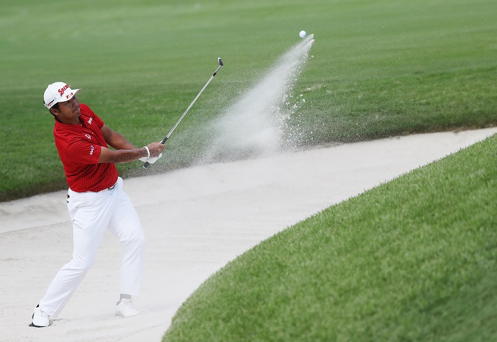Matsuyama, DJ & Chappell lead at East Lake
