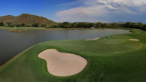 MPUMALANGA, SOUTH AFRICA - NOVEMBER 26: General view during round 1 of the 2015 Alfred Dunhill Championship at Leopard Creek Country Club, Malelane on November 26, 2015 in Mpumalanga, South Africa. (EDITORS NOTE: For free editorial use. Not available for sale. No commercial usage.) (Photo by Petri Oeschger/Sunshine Tour/Gallo Images)
