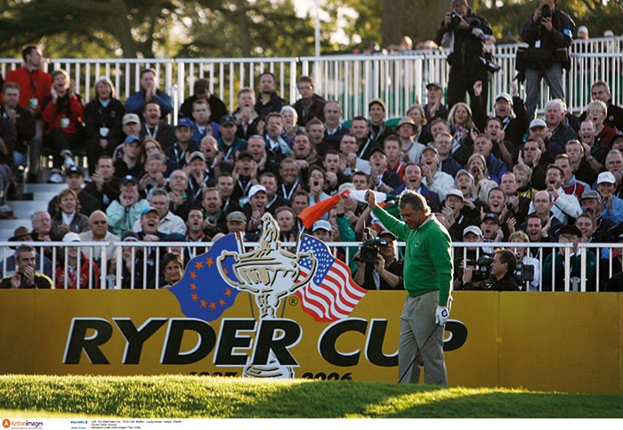 Five great Ryder Cup moments