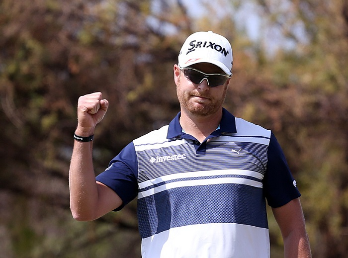 Back to winning ways for Blaauw in Kathu