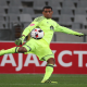 Ajax Cape Town goalkeeper Brandon Petersen